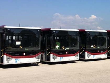 Karsan Delivers 25 Atak Buses in Morocco!
