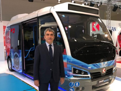 Future's Transportation Solution  Karsan Jest Electric Has Staged in Germany!