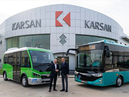 Quantron AG Becomes Karsan's German Business Partner!