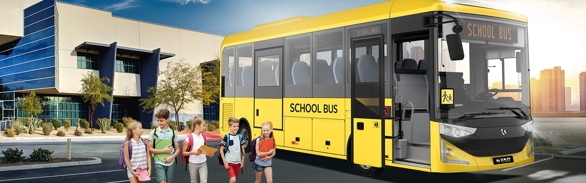 STAR SCHOOL BUS