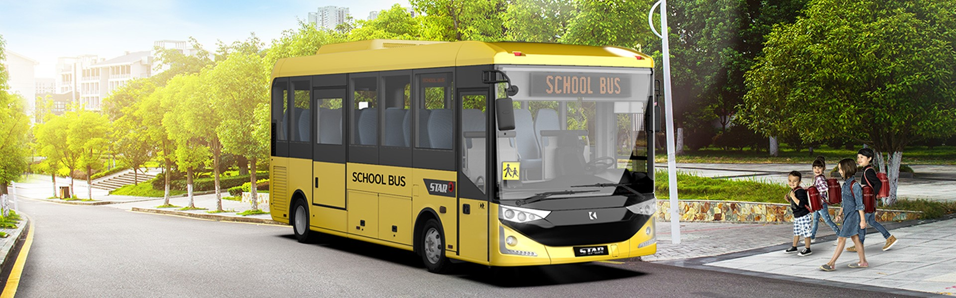 STAR SCHOOL BUS 2