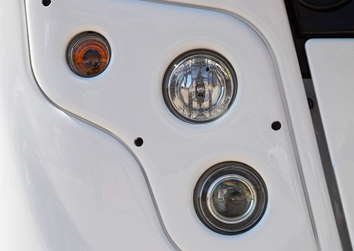 LED Front Illumination Availability