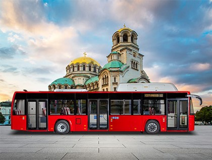 Karsan Won the Tender for Eco-friendly Bus in Bulgaria!