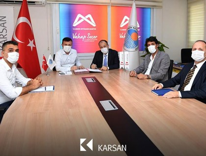 Karsan to deliver 73 CNG-Fueled Menarinibus Citymood Buses to Mersin Metropolitan Municipality!