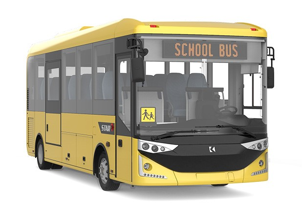 Star School Bus Destaques