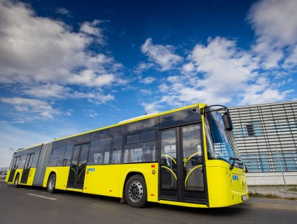 Karsan Delivered 17 Menarinibus Citymood buses to Romania!